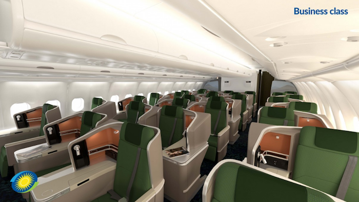 Does Rwandair Have Africa S Best Business Class One