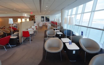 Air France Lounge New York Jfk 30