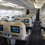 Air Tahiti Nui A340 Business Class 1