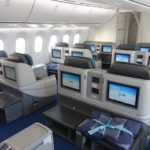 Azerbaijan Airlines Business Class 787 1