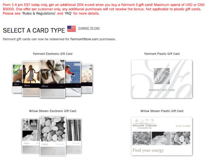 fairmont-gift-card-bonus