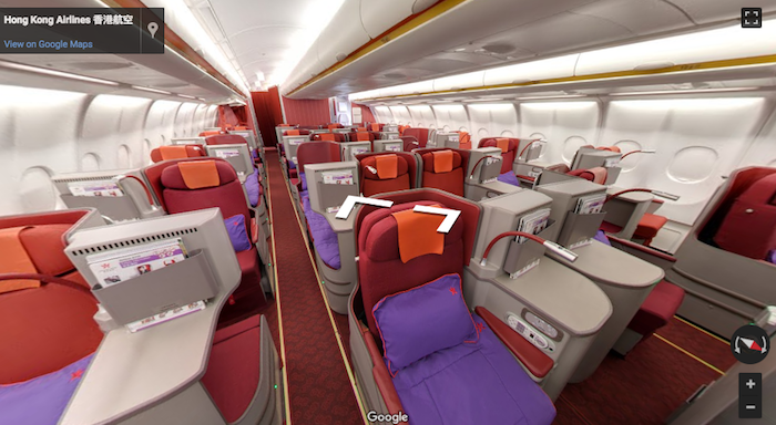 Hong Kong Airlines Is Making Their North America Debut In