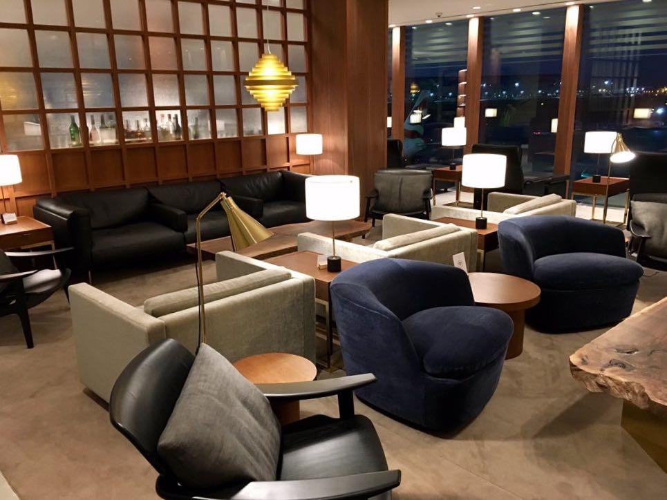 Sneak Peek Cathay Pacific S New London Heathrow Lounge