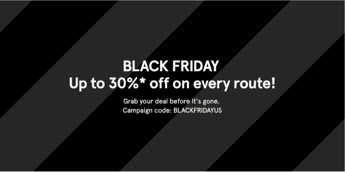 Norwegian black friday sale