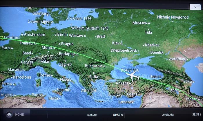 Review Garuda Indonesia First Class 777 300er Singapore To London