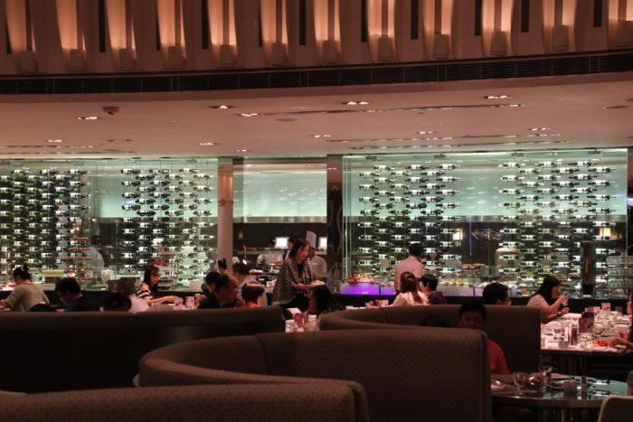The mira dining hall 2
