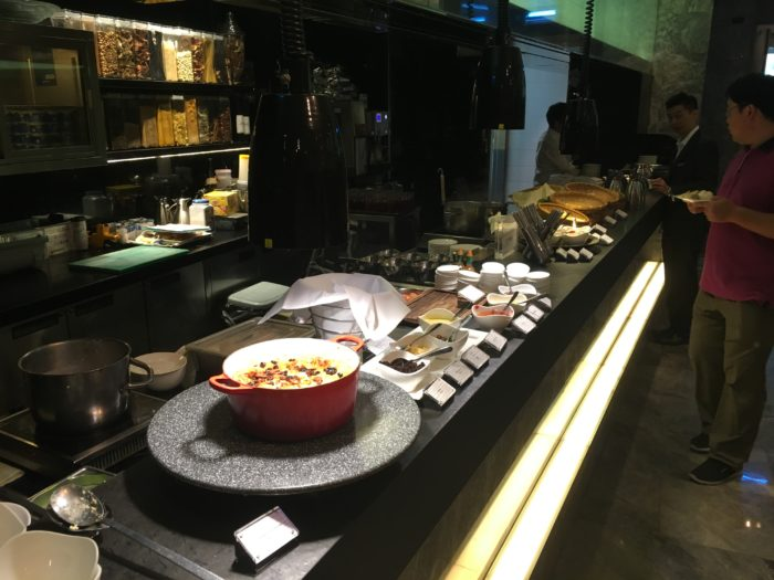 The Mira breakfast buffet 11