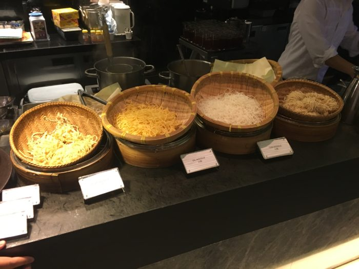 The Mira breakfast buffet 12