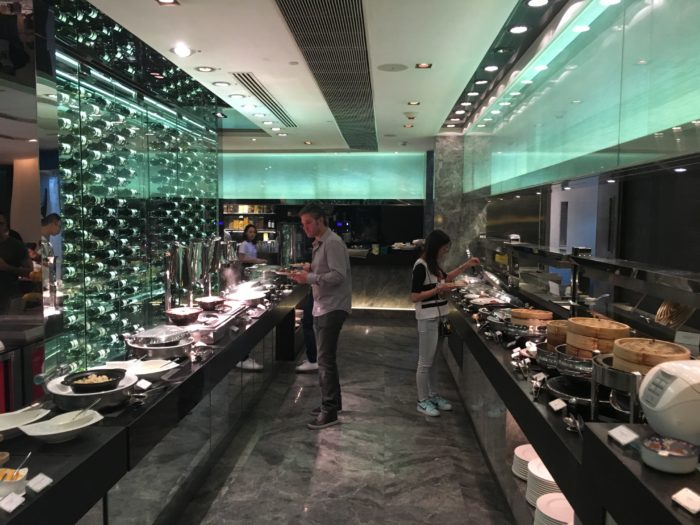 The Mira breakfast buffet 10