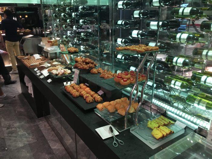 The Mira breakfast buffet 3
