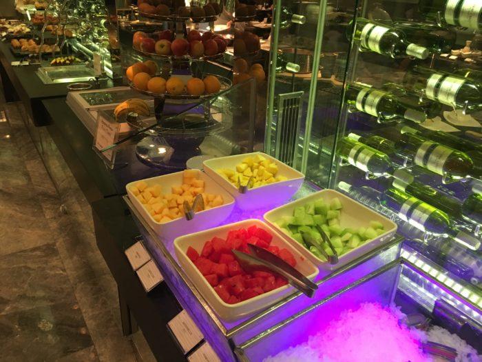 The Mira breakfast buffet 2