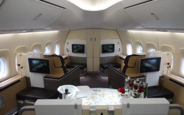 Lufthansa 748 First Class 4