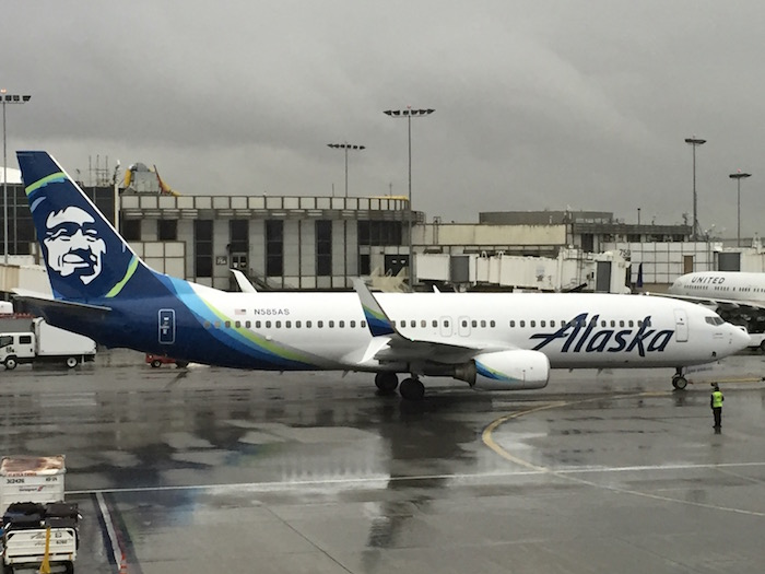 What's Alaska Airlines First Class Like? | One Mile at a Time