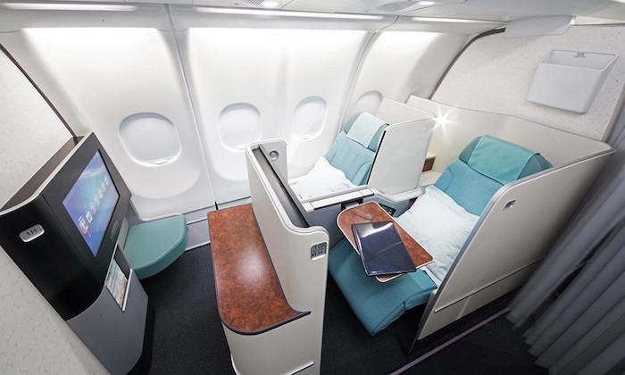 Korean-Air-First-Class