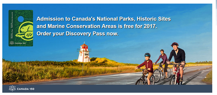 How Everyone Can Visit Canadian National Parks For Free