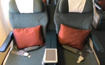 Cathay Pacific 777 Business Class – 3