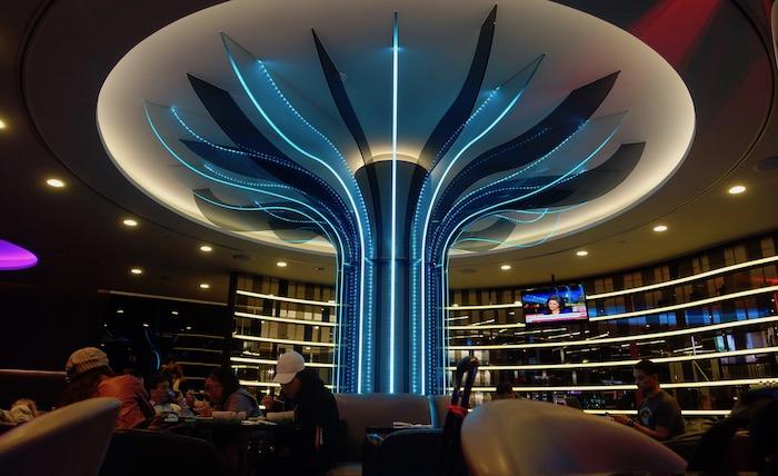 EVA-Air-Lounge-Taipei-Airport - 17