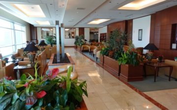 Emirates Lounge Sfo 05