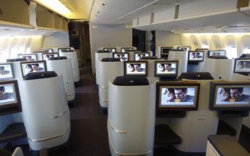 Klm Business Class 777 – 5