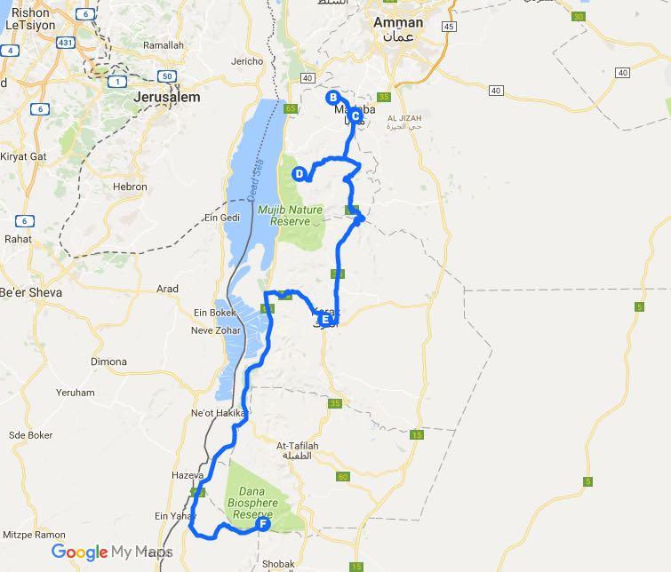 300c8c311966 Driving The King s Highway In Jordan