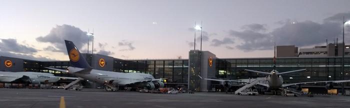 LufthansaFRAOSL0001