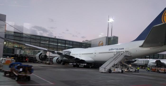LufthansaFRAOSL0002