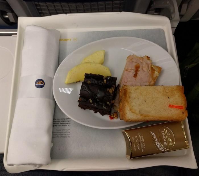 LufthansaFRAOSL0011