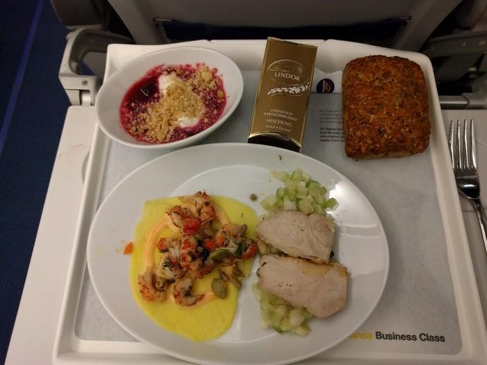 LufthansaFRAOSL0100