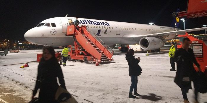 LufthansaFRAOSL0105
