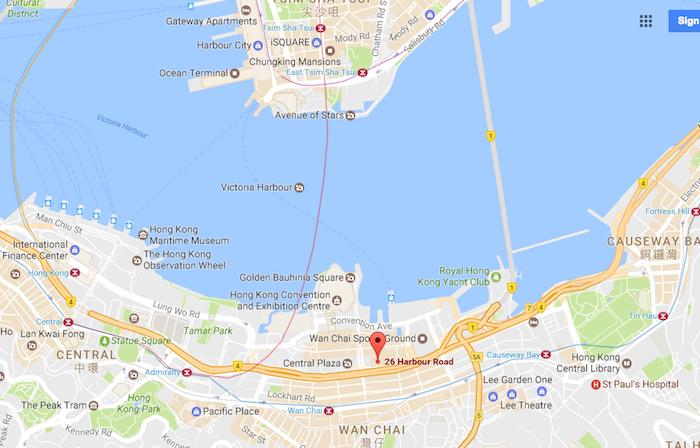 St-Regis-Hong-Kong-Location