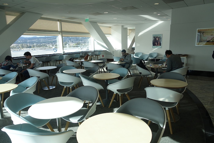 Air-France-Lounge-San-Francisco - 21