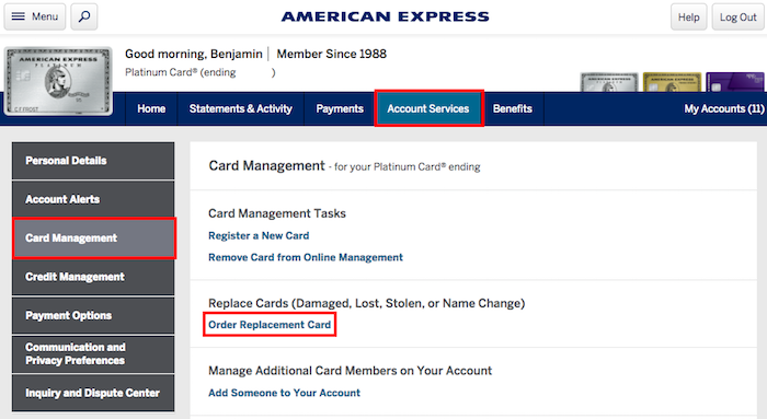 How to request a metal amex platinum card one mile at a time amex platinum metal card 1 reheart Gallery