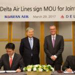 Delta Korean Air