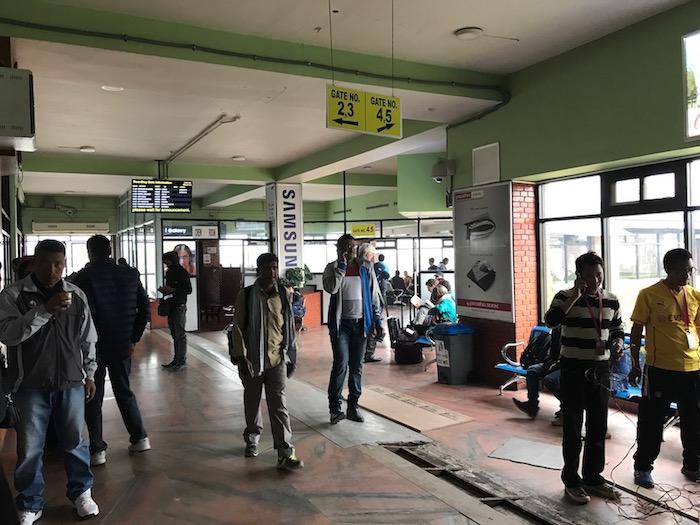 Kathmandu-Airport-Lounge - 47