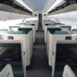 Korean Air 747 Business Class – 1
