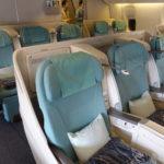 Korean Air 777 Business Class – 1