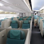 Korean Air Business Class 747 8 – 1
