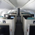 Korean Air Business Class 747 8 – 46