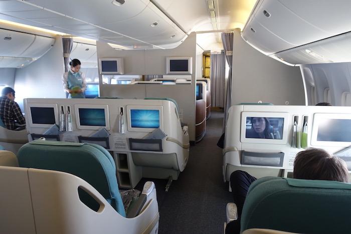 Korean-Air-Business-Class-777 - 35