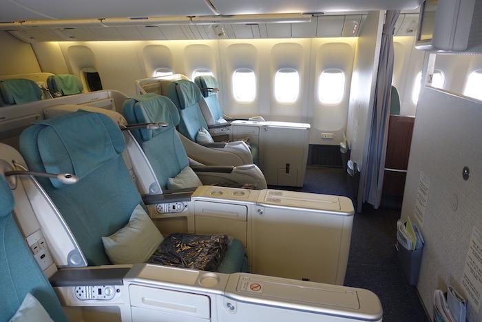 Korean-Air-Business-Class-777 - 6