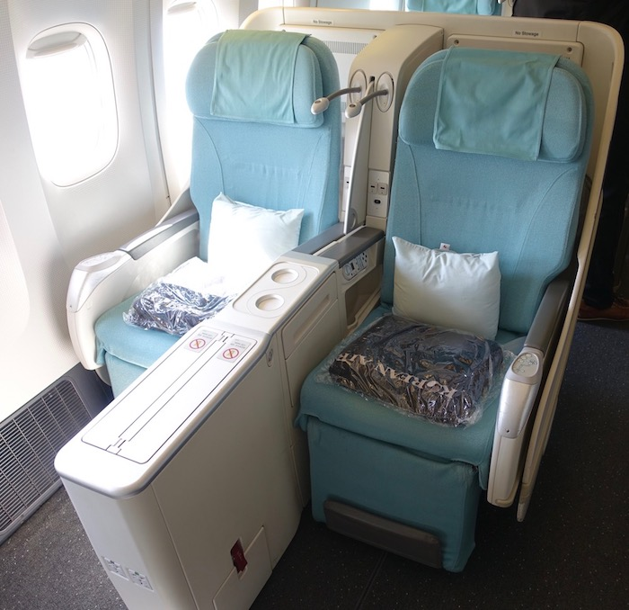 Korean Air Business Class 777 7 One Mile At A Time