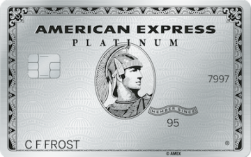 New Amex Platinum Card