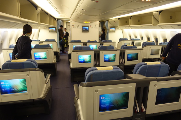 Philippine-Airlines-777-Business-Class - 2