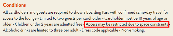 Why More Priority Pass Lounges Are Denying Access To Members