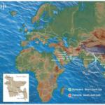 Biman Routemap