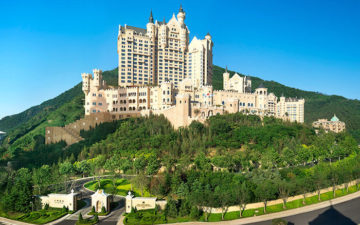 Lc The Castle, Dalian, China