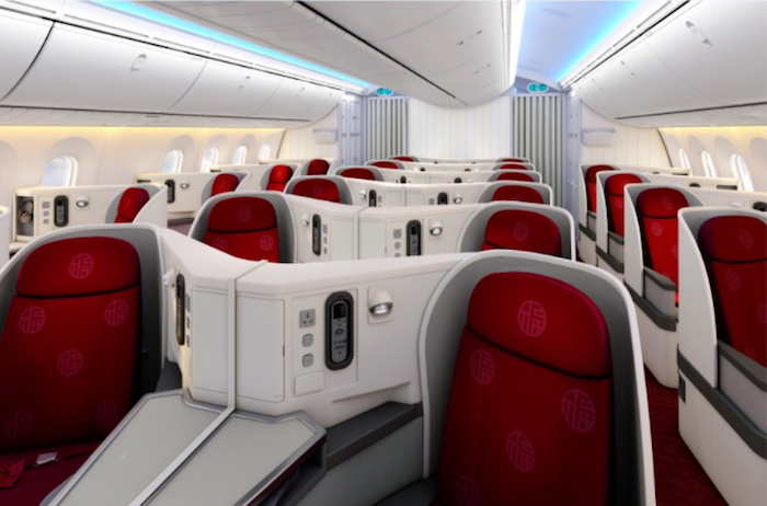 Hainan Is Introducing A New 787 Business Class Product