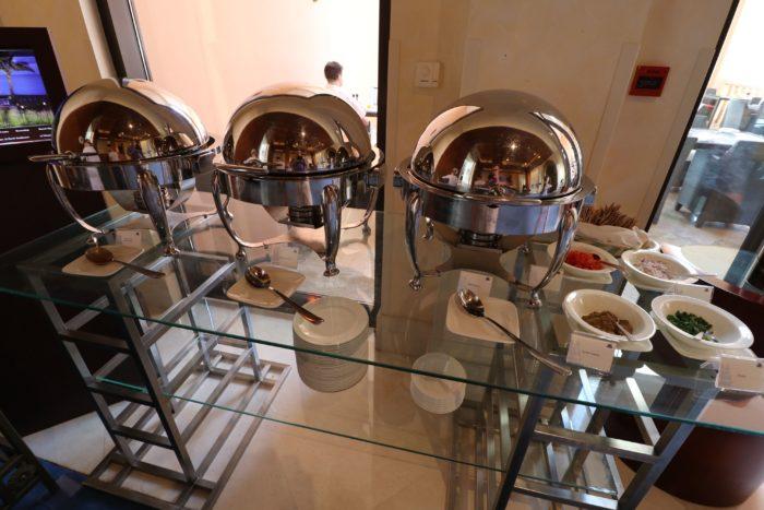Breakfast Al Husn Shangri-La Barr Al Jissah Resort