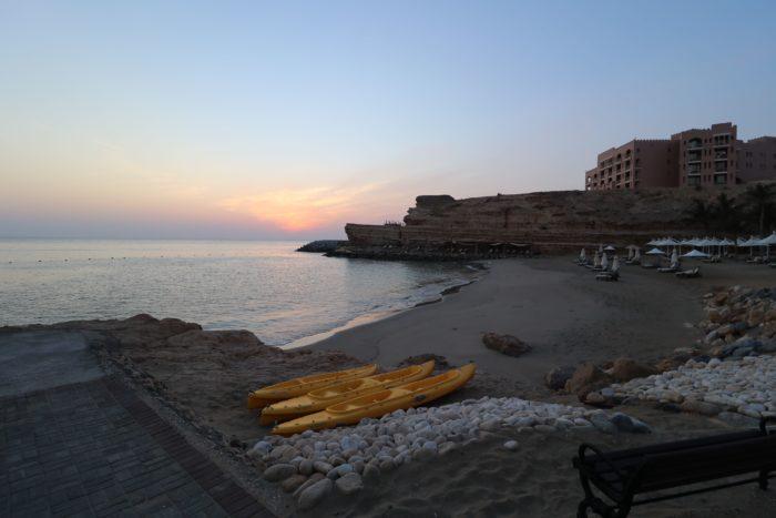 Shangri-La Barr Al Jissah Resort lobby