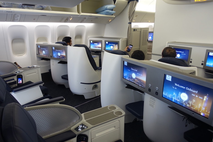 Kuwait Airways 777 Business Class 15 One Mile At A Time